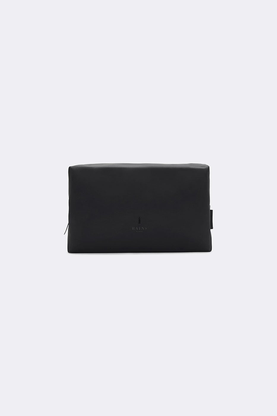 RAINS - WASH BAG - LARGE - BLACK - Tempted Kensington