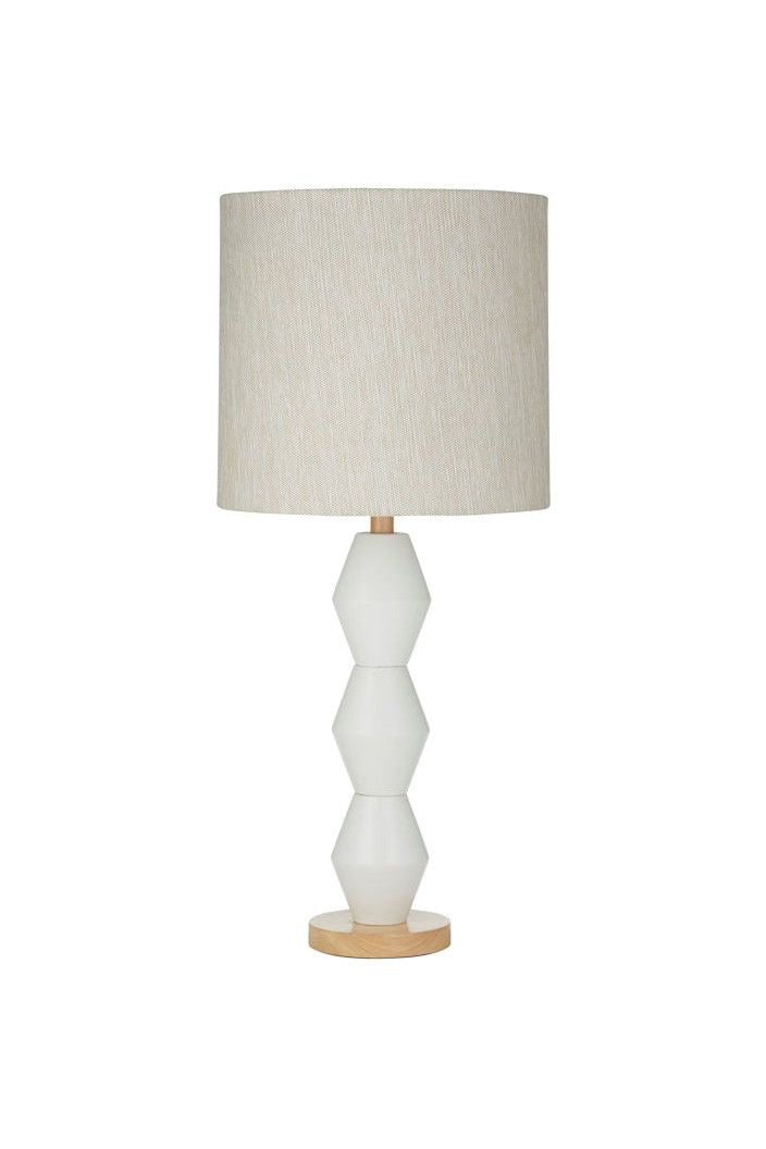 A.I - TORREN TABLE LAMP - WHITE - Tempted Kensington