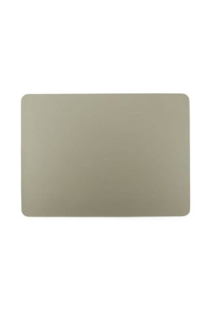 ZICZAC PLACEMAT OBLONG - TAUPE-Tempted Kensington-TAUPE-Tempted Kensington
