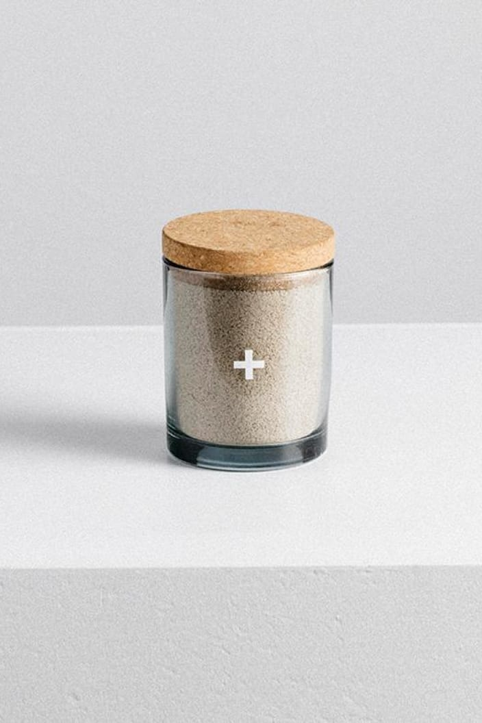ADDITION STUDIO - BATH SOAK - OSMOSIS - GLASS JAR - Tempted Kensington