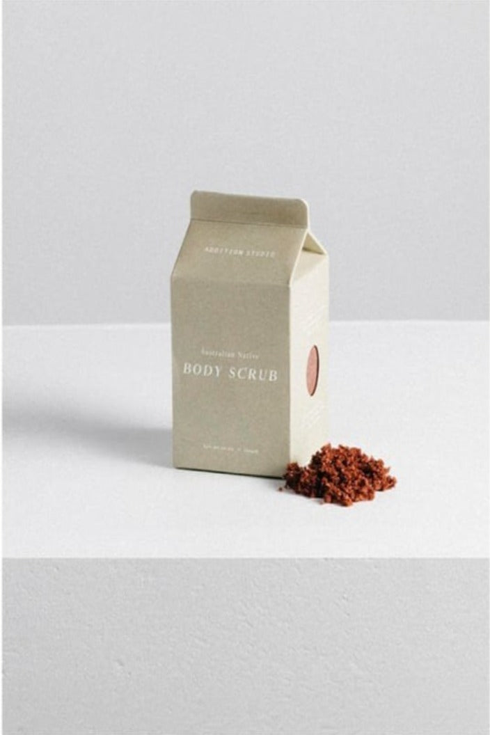 ADDITION STUDIO - BODY SCRUB - AUSTRALIAN NATIVE - REFILL - Tempted Kensington