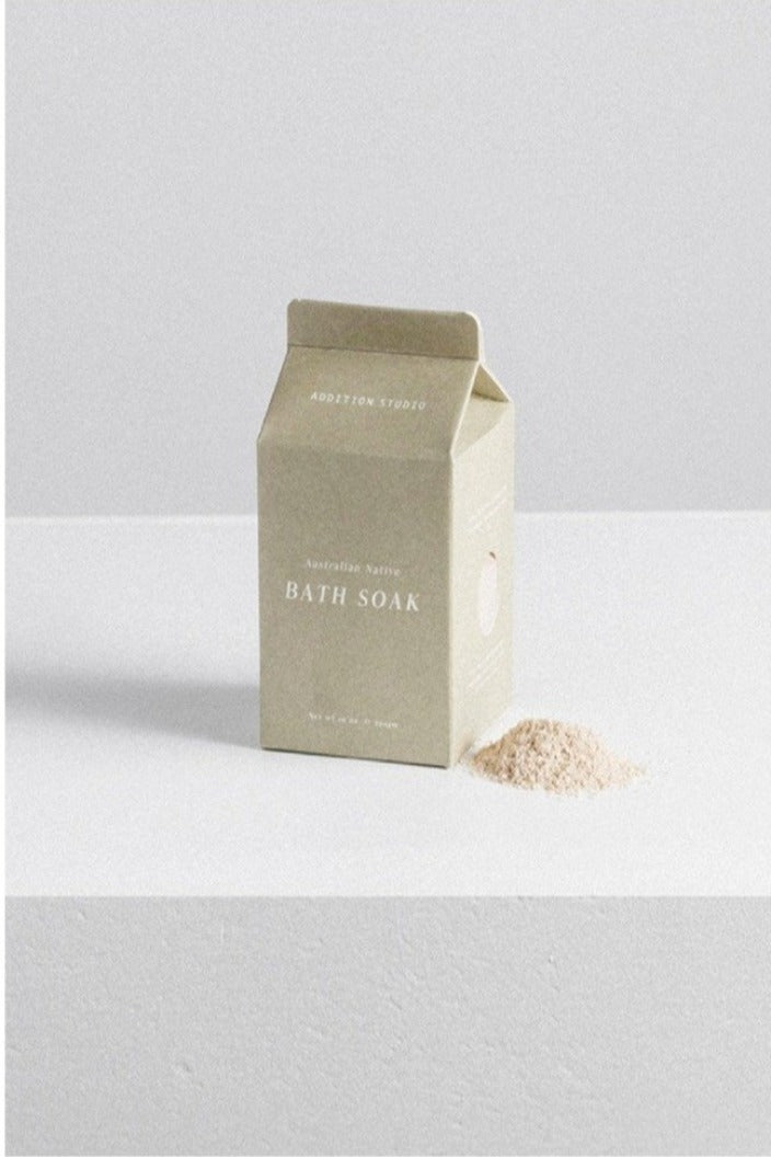 ADDITION STUDIO - BATH SOAK - AUSTRALIAN NATIVE - REFILL - Tempted Kensington