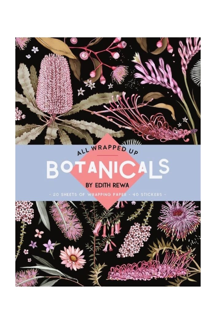 ALL WRAPPED UP: BOTANICALS BY EDITH REWA - Tempted Kensington
