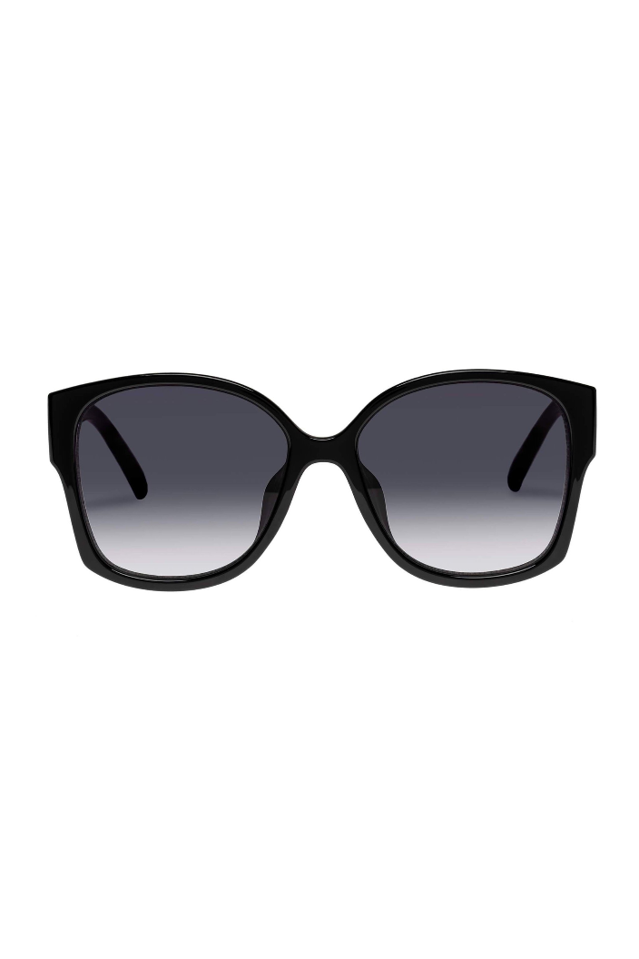 LE SPECS - ATHENA ALT FIT  - BLACK-Tempted Kensington-Tempted Kensington