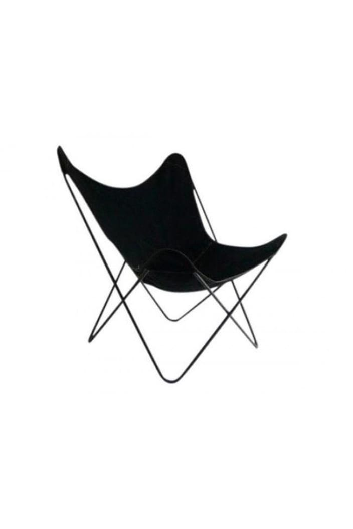 M.M - CHAIR BUTTERFLY BLACK - Tempted Kensington