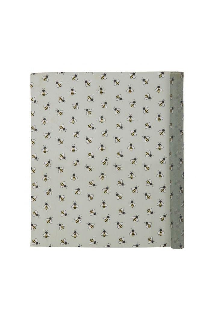 A.I - REUSABLE BEESWAX WRAP ROLL - GREEN / MULTI - Tempted Kensington