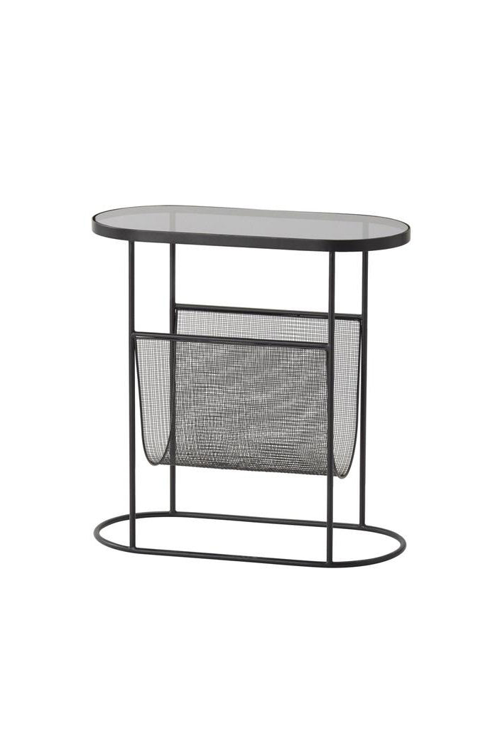 HYDE SIDE TABLE - 55 CM - TIN-Tempted Kensington-Tempted Kensington