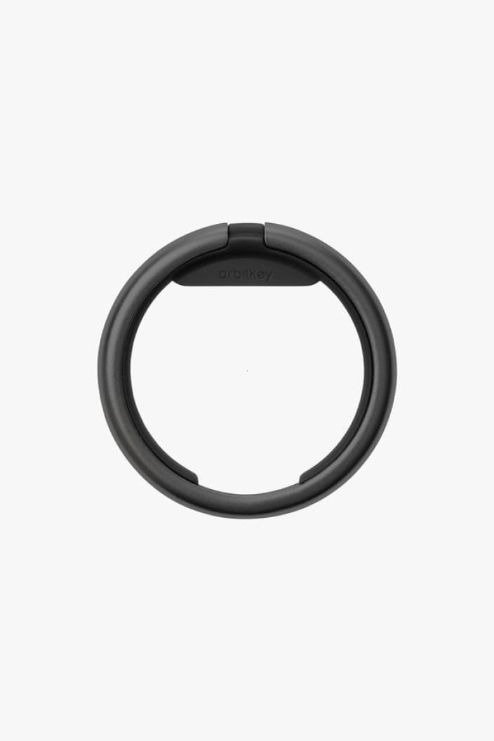 ORBITKEY KEYRING - ALL BLACK - Tempted Kensington