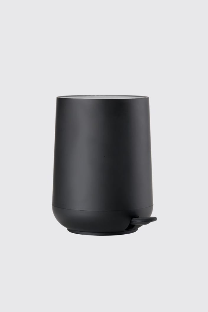 ZONE NOVA PEDAL BIN - 5L - BLACK - Tempted Kensington
