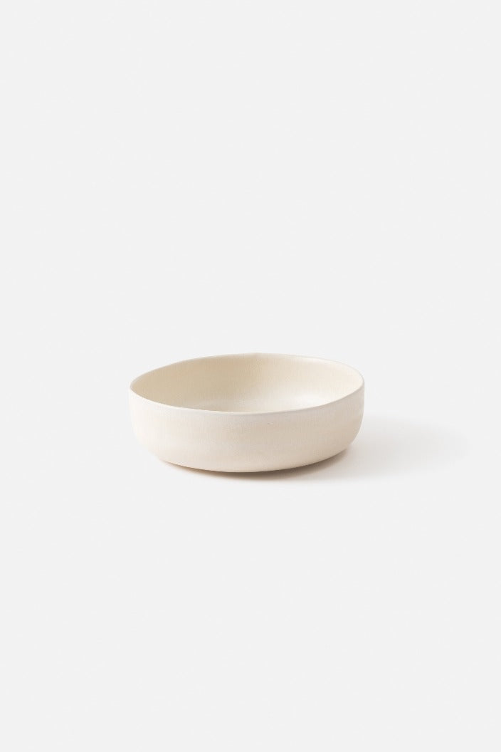 CITTA - MILU SERVING BOWL - MEDIUM - OFF WHITE
