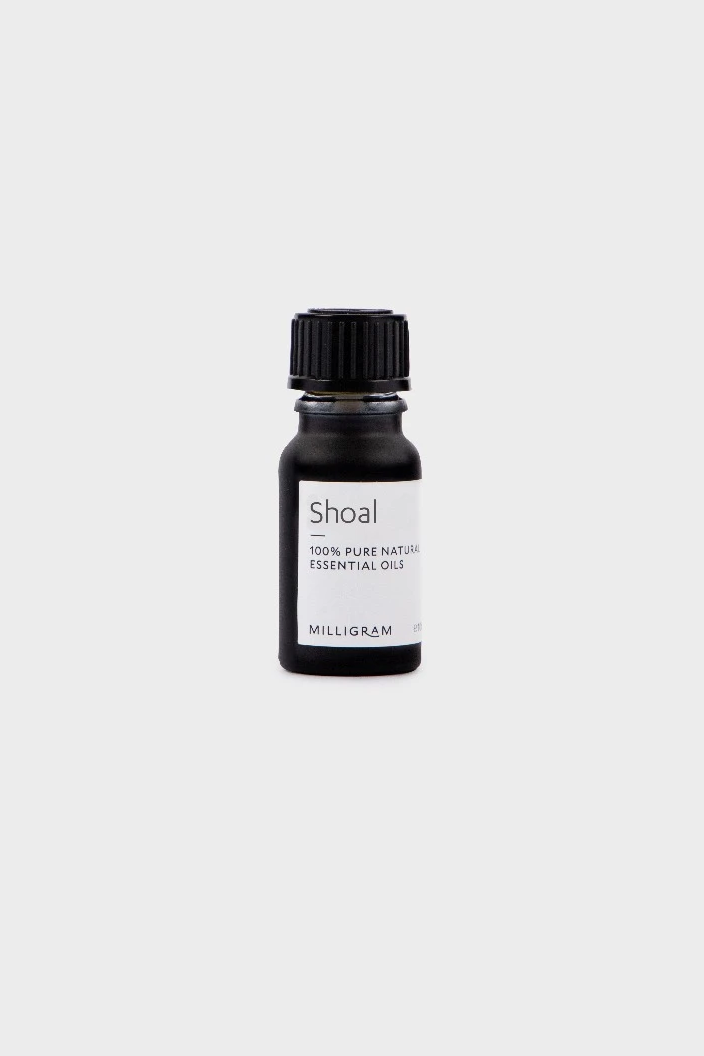 MILLIGRAM - SENSORY COLLECTION - ESSENTIAL OIL - SHOAL - 10ML - Tempted Kensington