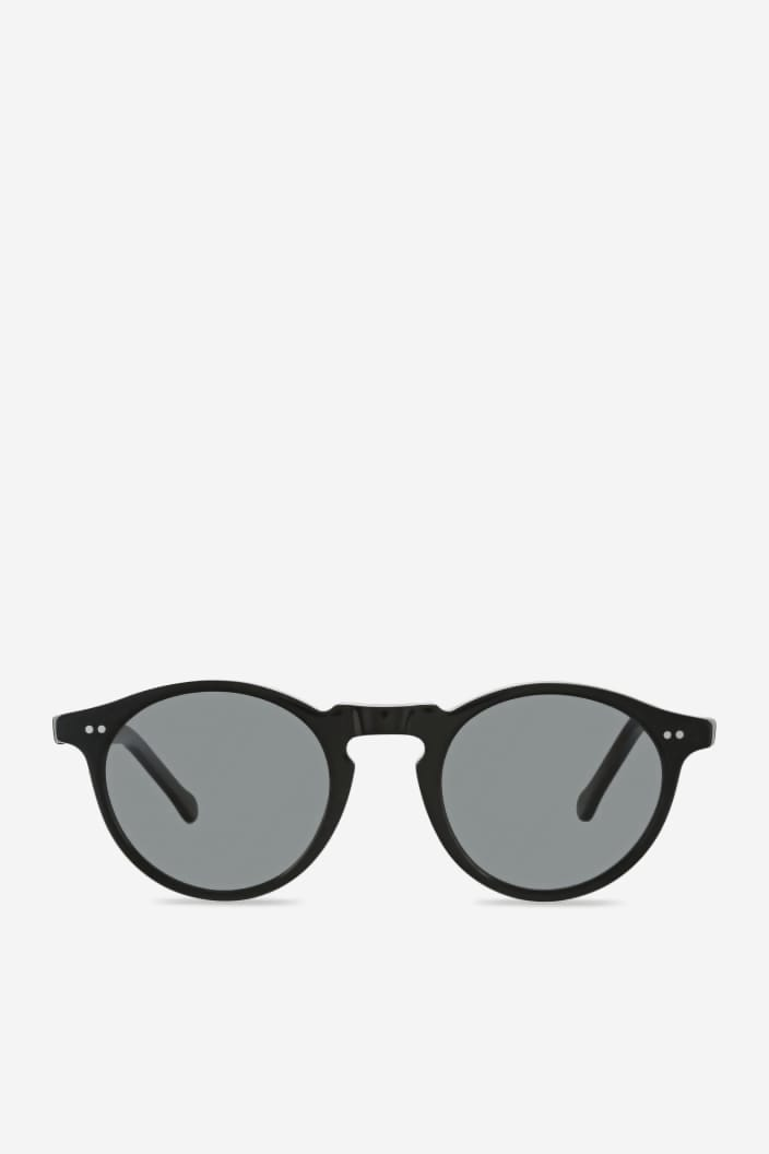 STATUS ANXIETY - ASCETIC SUNGLASSES - BLACK - Tempted Kensington