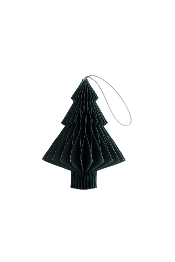 NORDIC ROOMS - CHRISTMAS ORNAMENT - PAPER TREE - FOREST GREEN - Tempted Kensington