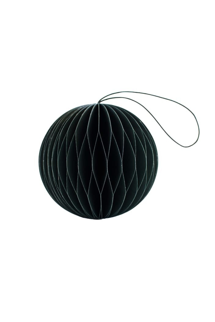 NORDIC ROOMS - CHRISTMAS ORNAMENT - PAPER SCOOP - FOREST GREEN - Tempted Kensington