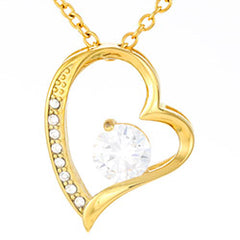 Gold Forever Love Necklace