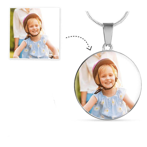 Moments to Remember - Round Necklace