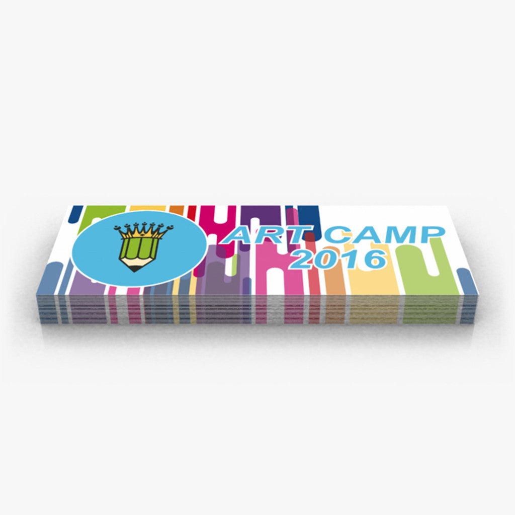 "11"" x 4.25"" Rectangle Stickers"
