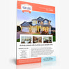 12 x 17 Real Estate Sign Flyer