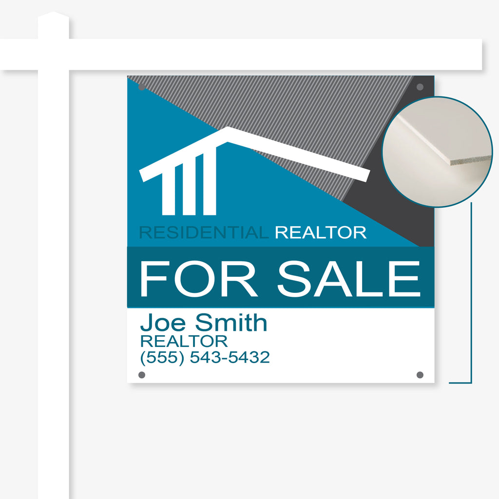 3mm PVC For Sale Signs