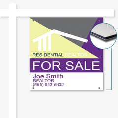 Aluminum For Sale Signs