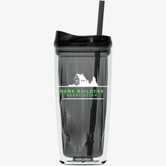 Geometric Drink Tumbler (16oz)