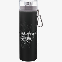 Matte Black Aluminum Bottles (28oz)