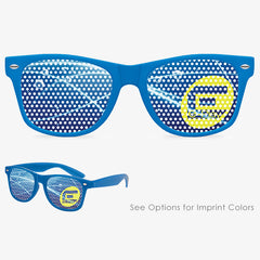 Printed Lens Sunglasses