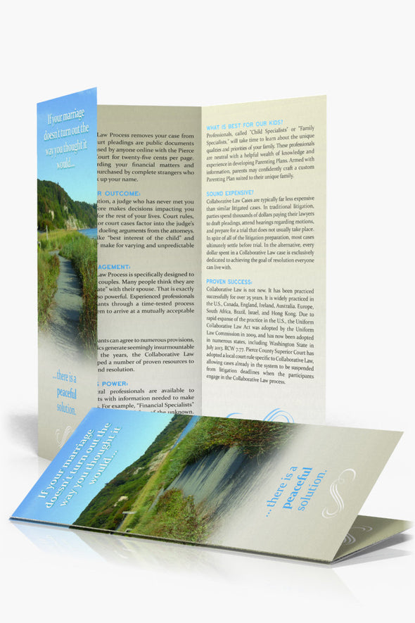 Collaborative Law Practices Brochures