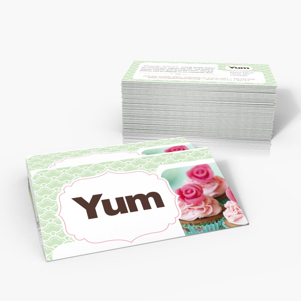 14pt Uncoated Business Cards | Endless Prints