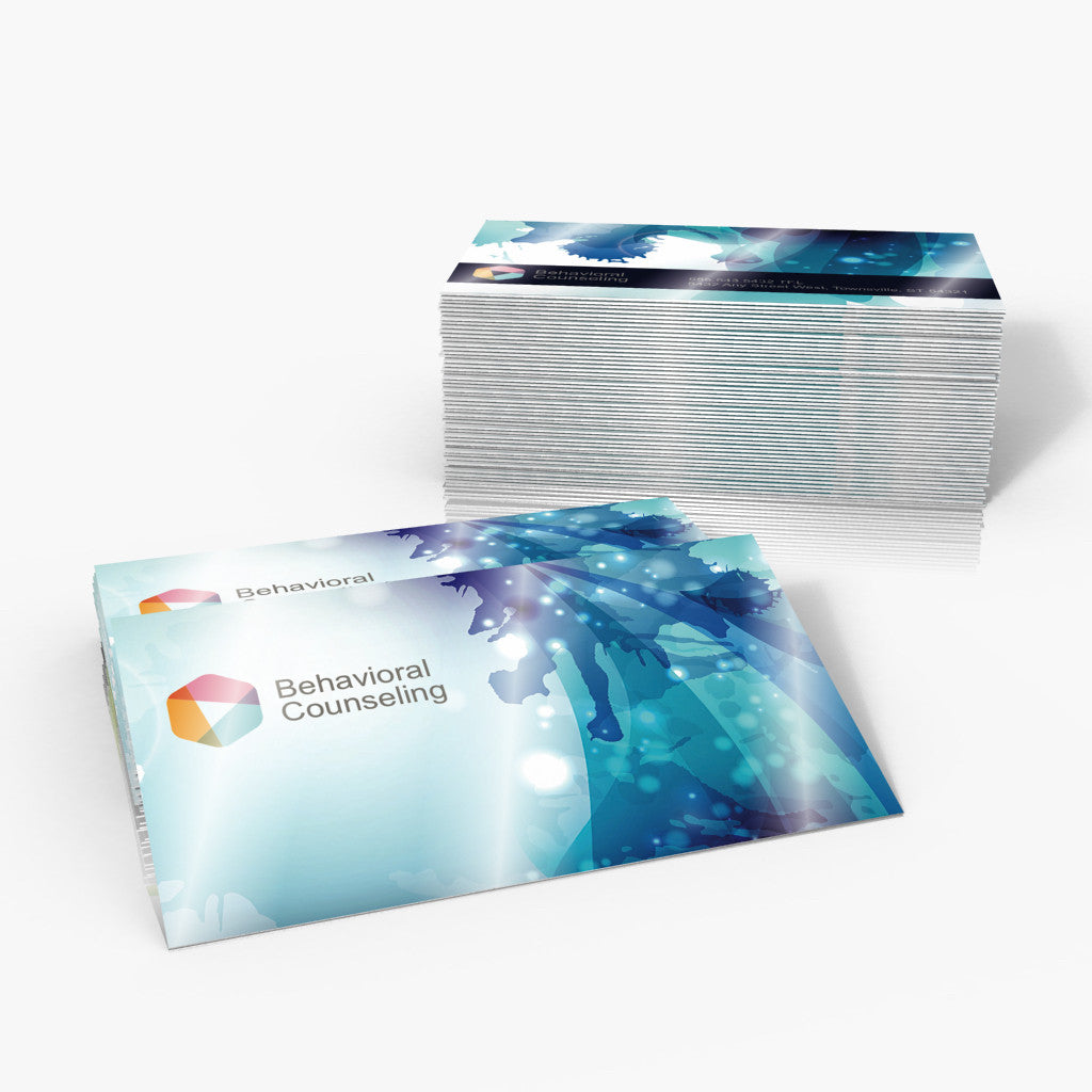 Gloss Business Cards