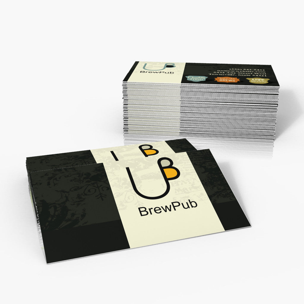 Silk Business Cards | Endless Prints