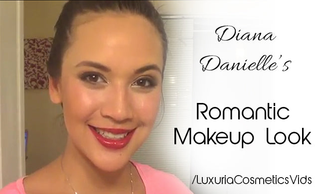 DD Romantic Makeup Look YT Thumb