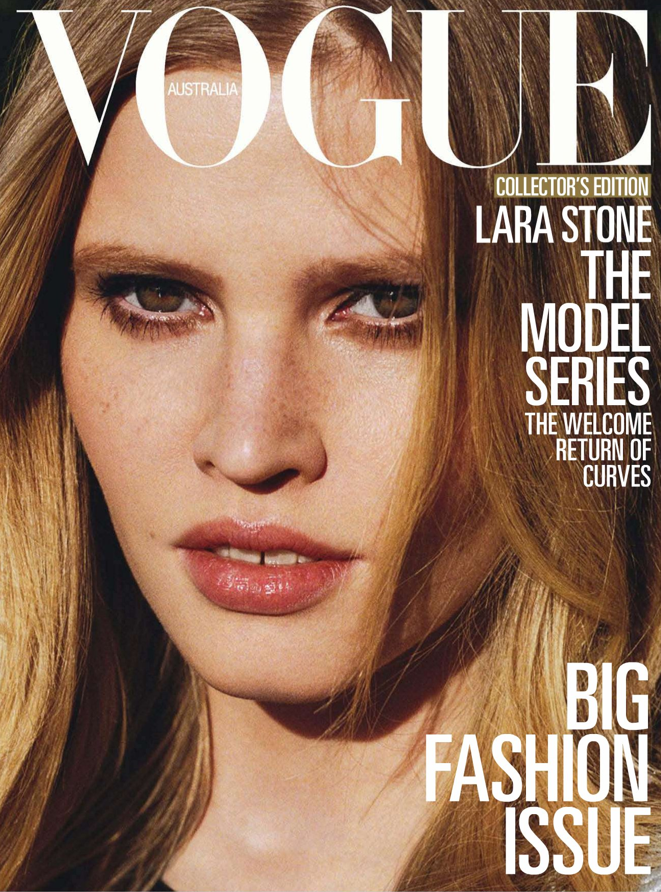 Laura Stone on Vogue Australia