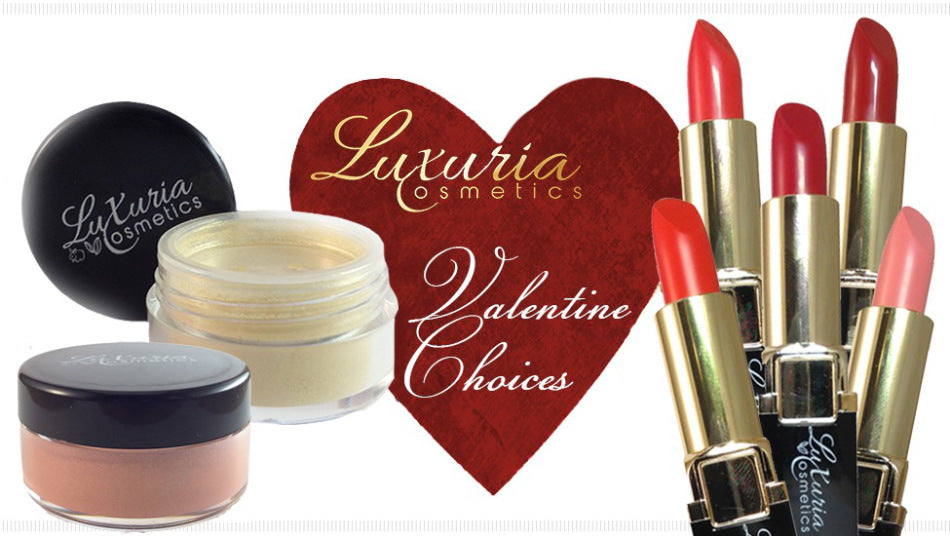 Luxuria Valentine Choices