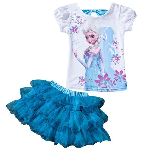 Disney Characters Clothing Set
