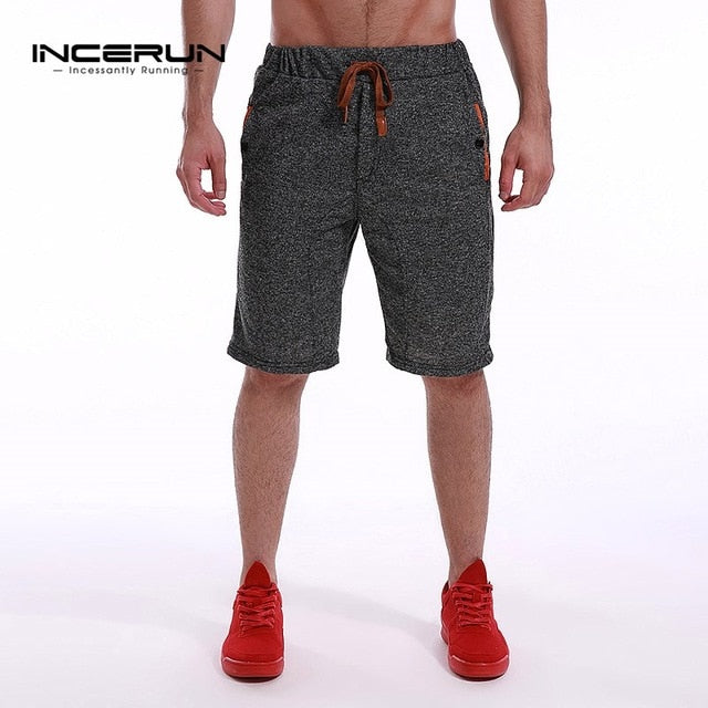 Summer Fashion Men Fleece Short