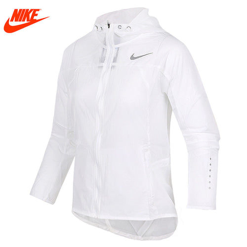 Original Nike women's sun-proof clothing for sports White 831547-101