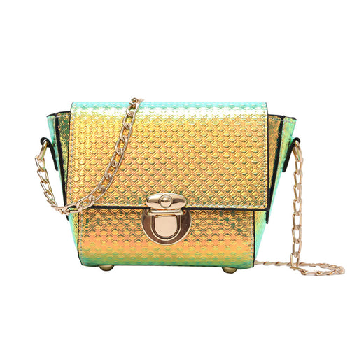 PU Leather Chain Bags