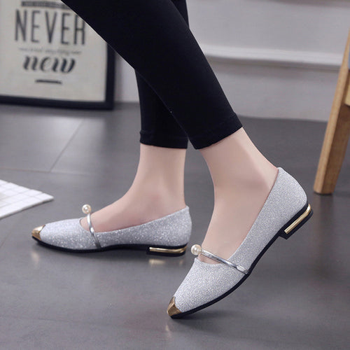 Women Pointed Toe Shoe