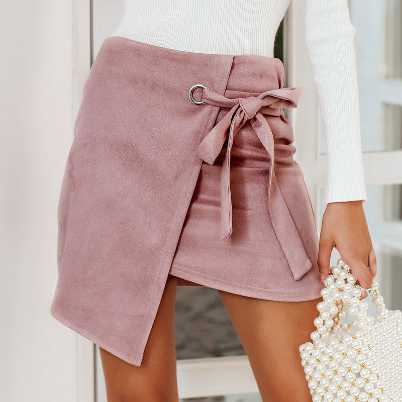 Sexy high waist casual skirt