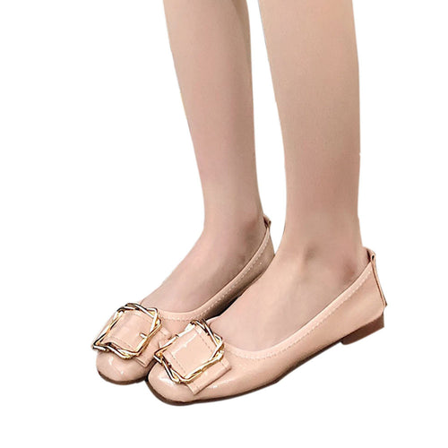 Flat Flexible Spring Shoe