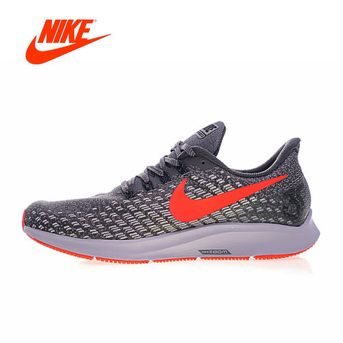 Original New Arrival Authentic Nike Air Zoom Pegasus 35 Men's Breathable Running Shoes Outdoor Sneakers Good Quality 942851-006