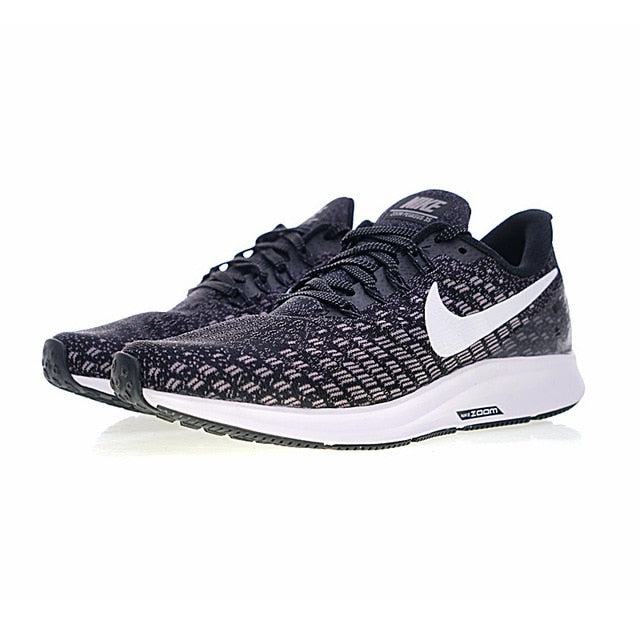 8447820a536 Original New Arrival Authentic Nike Air Zoom Pegasus 35 Men s Breathable Running  Shoes Outdoor Sneakers Good