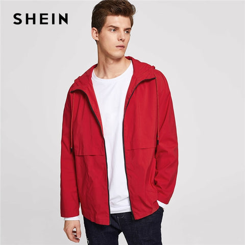 Men Outdoor Warm Winter Thick Jacket