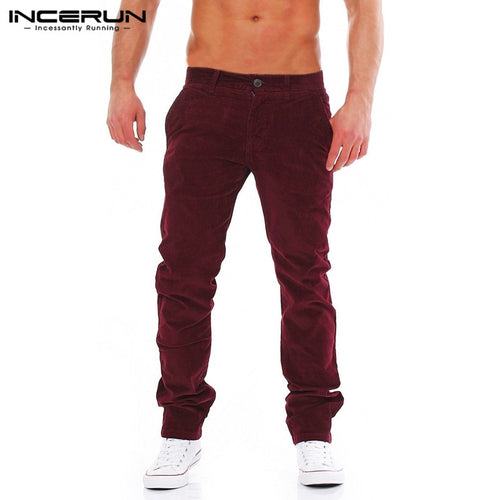 Winter Cargo Men Corduroy Pant