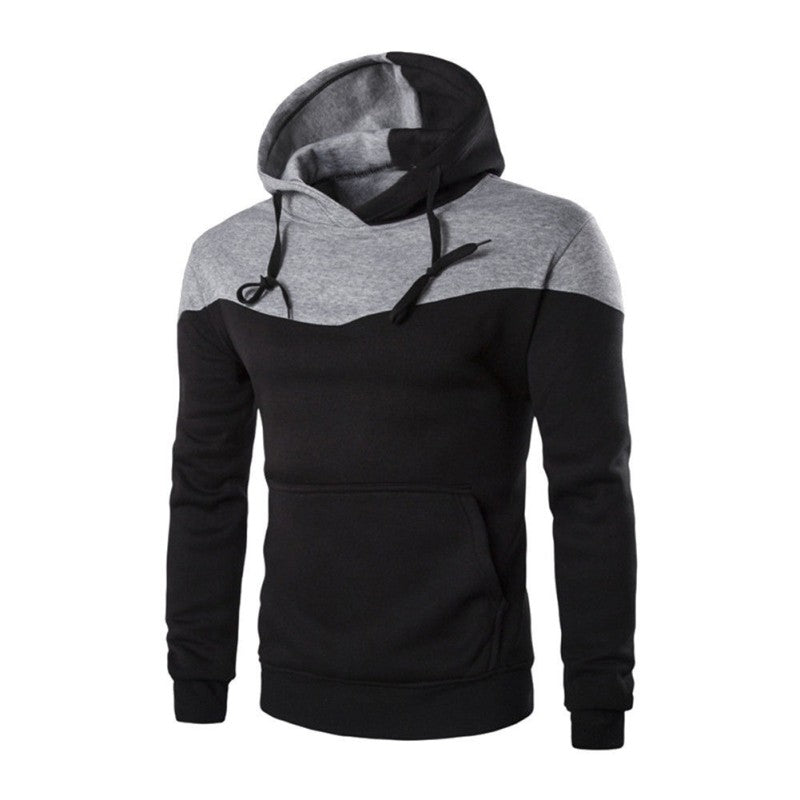 Winter Men Slim Hoodie