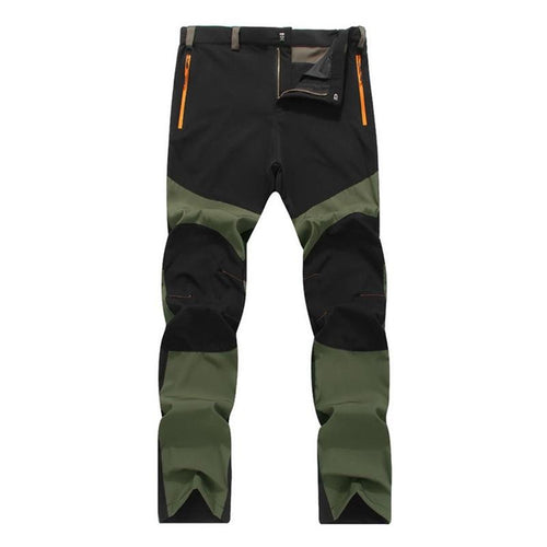 Men Multi pocket Casual Pant