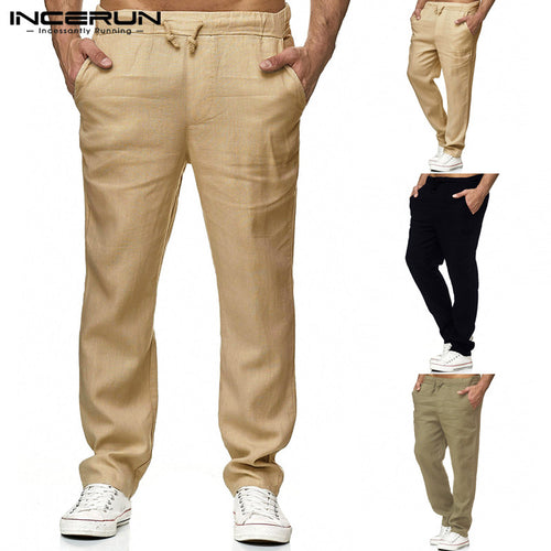Men Pants 100% Cotton Pants