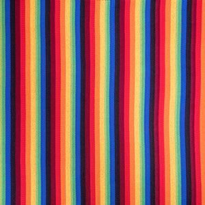 Two Person Hammock - Pride Rainbow Pattern Image