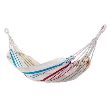 Cotton Kids Sized Hammock - Multi Colour Main Image